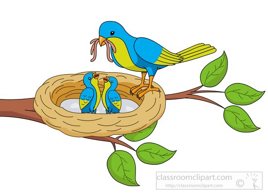 clipart nest