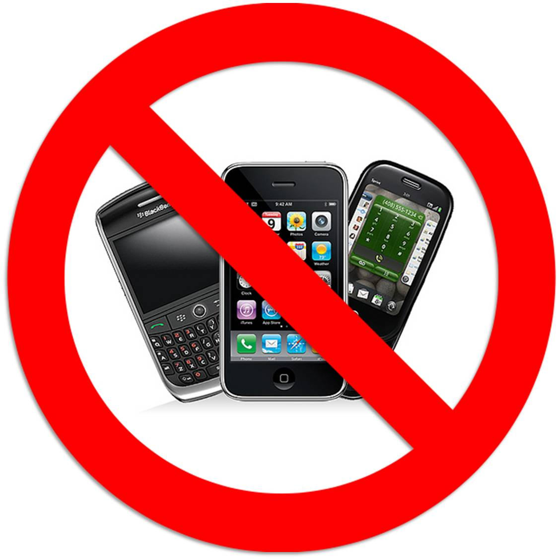 Clipart No Cell Phone-Clipart No Cell Phone-6