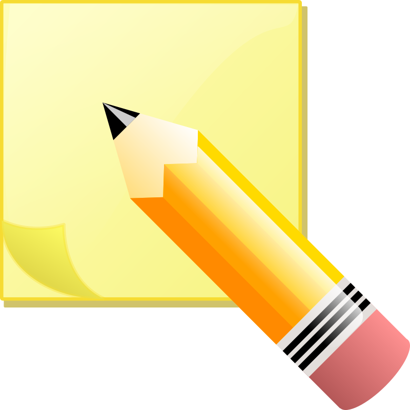 clipart notes