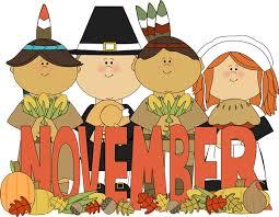 ... Clipart November Calendar Clipart