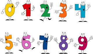 Clipart numbers clipart .