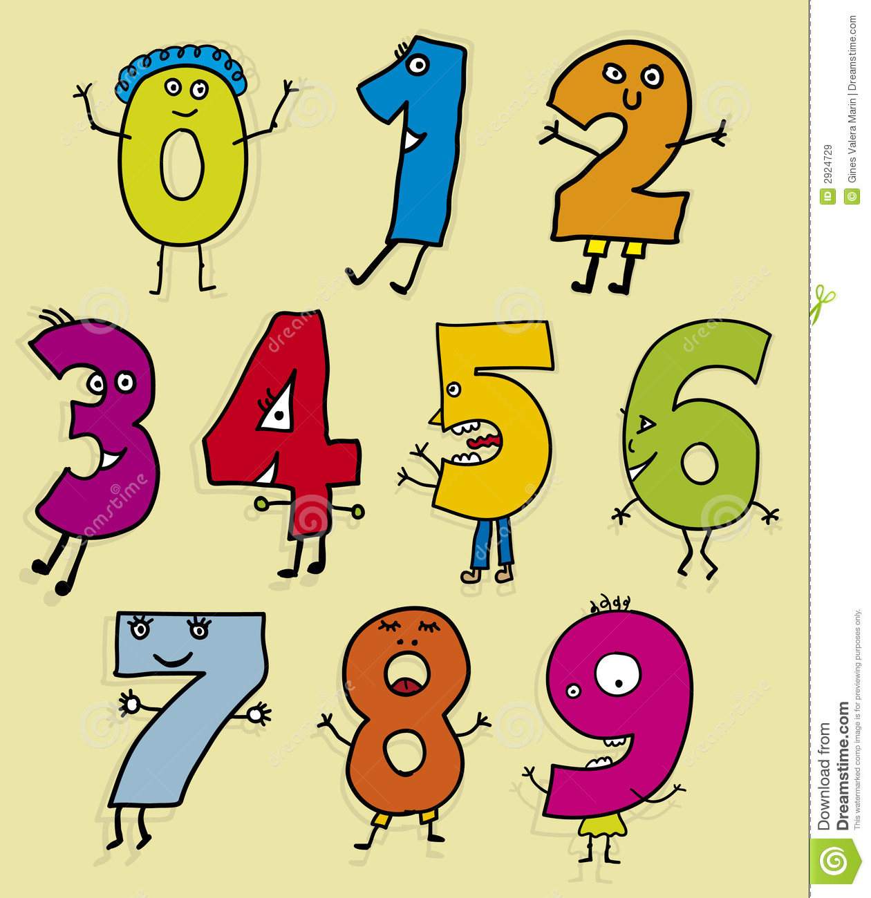 clipart numbers-clipart numbers-18