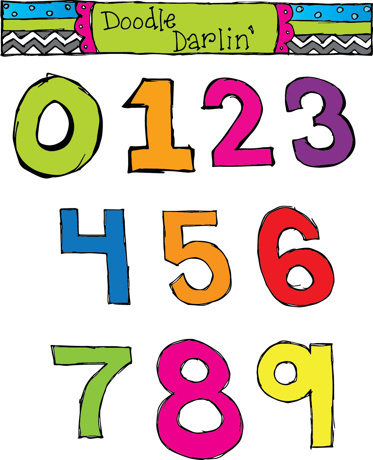clipart numbers-clipart numbers-10