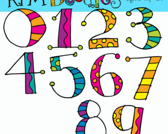 clipart numbers-clipart numbers-12
