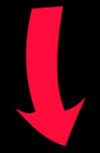 Clipart Of Arrows Pointing . - Down Arrow Clip Art