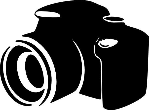 Clipart of camera - ClipartFest