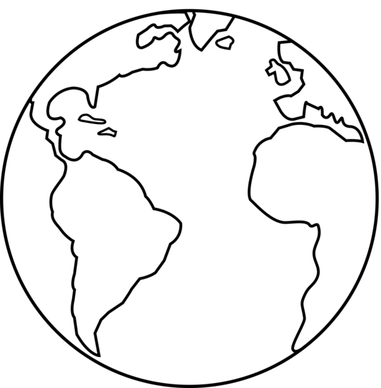 clipart of earth - Clip Art Of Earth