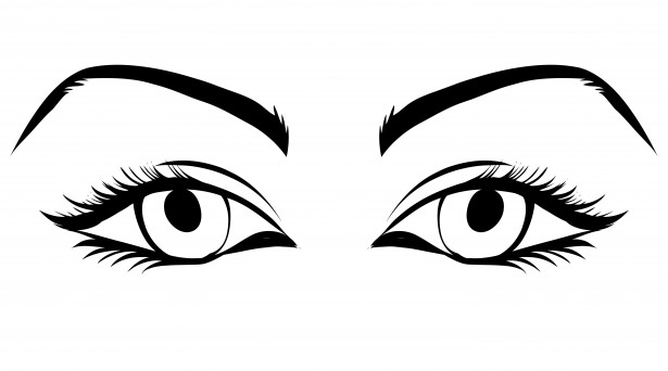 clipart of eyes