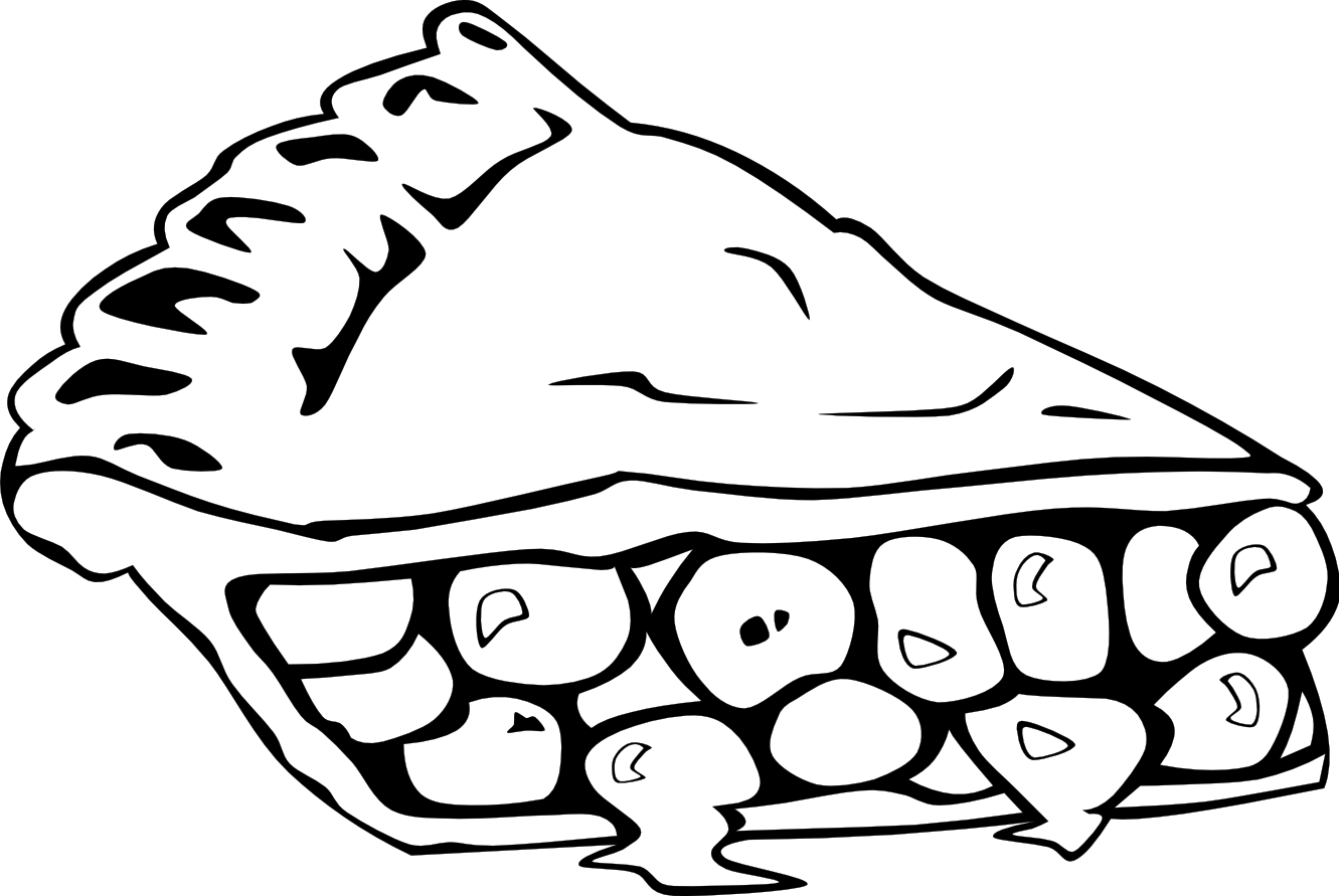 Clipart Of Food Black And White Clipart -Clipart Of Food Black And White Clipart Best-3