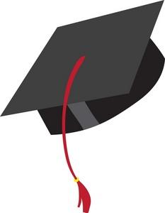 Clipart of graduation cap-Clipart of graduation cap-14