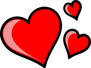 Clipart Of Hearts-clipart of hearts-4