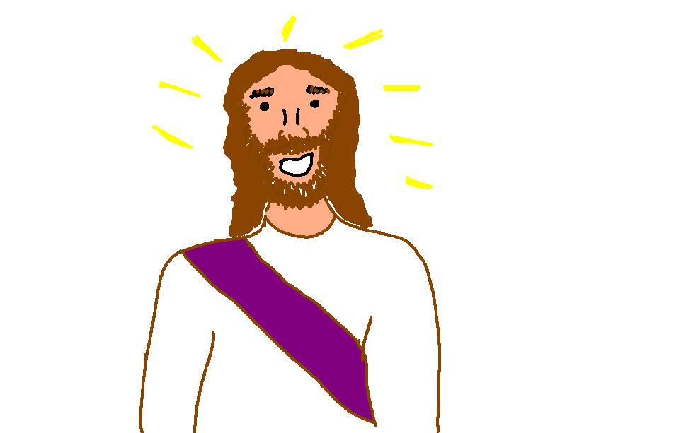 clipart of jesus