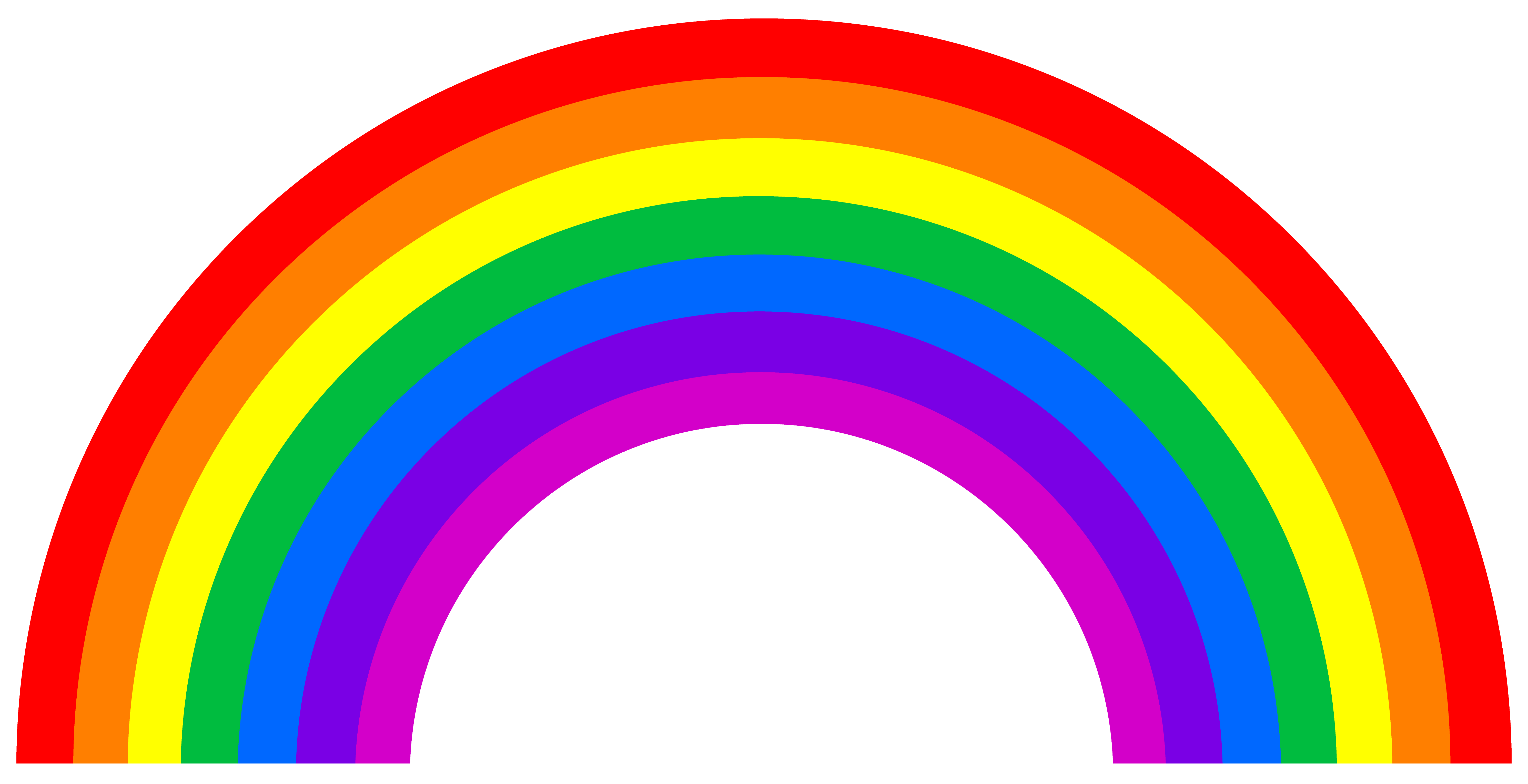 Clipart Of Rainbows-Clipart Of Rainbows-17