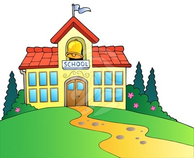 clipart of school-clipart of school-16