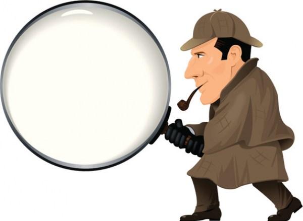Clipart Of Sherlock Holmes-Clipart Of Sherlock Holmes-4