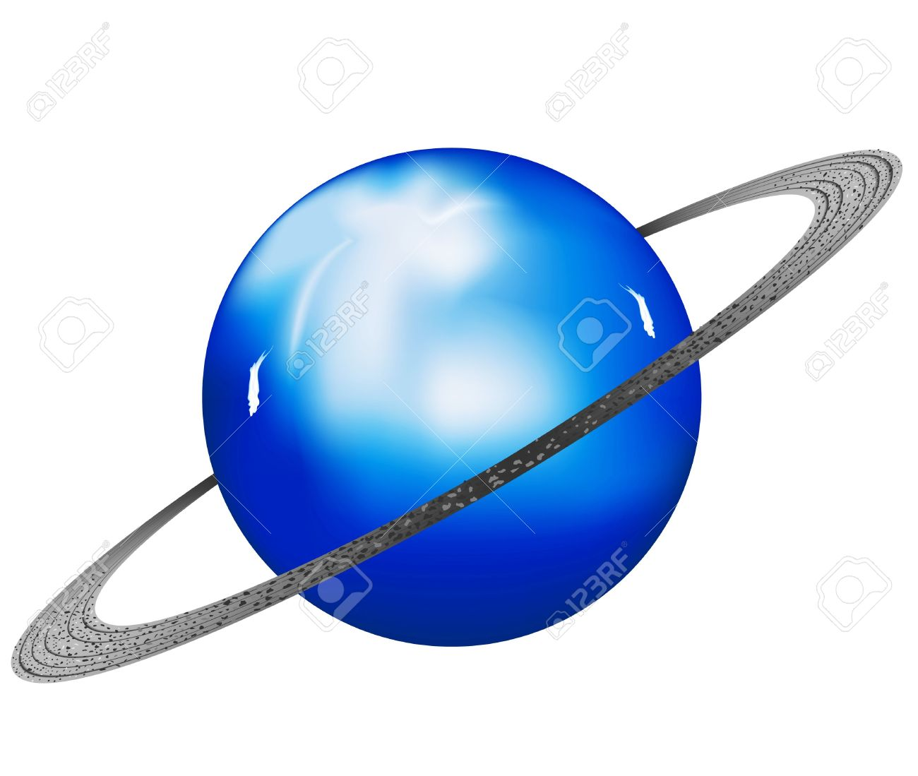 Clipart Of Uranus-Clipart Of Uranus-1
