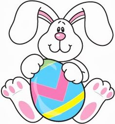 Clipart on clip art easter bunny and cut-Clipart on clip art easter bunny and cute bunny-13