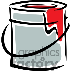 Clipart paint can - ClipartFe - Paint Can Clipart