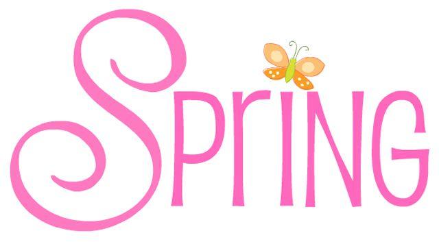 Clipart Pandau0026#39;s Free  - Spring Free Clipart