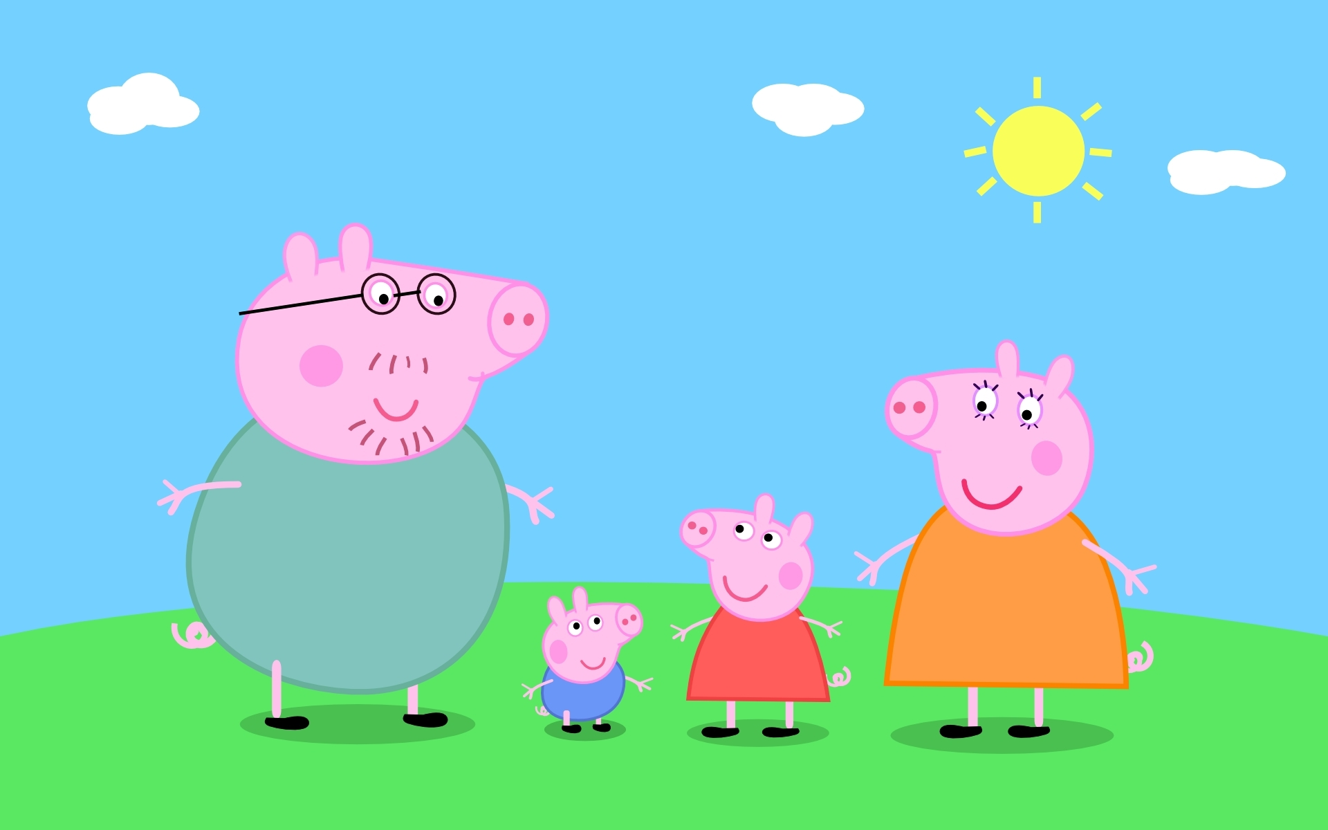 Clipart Peppa Pig