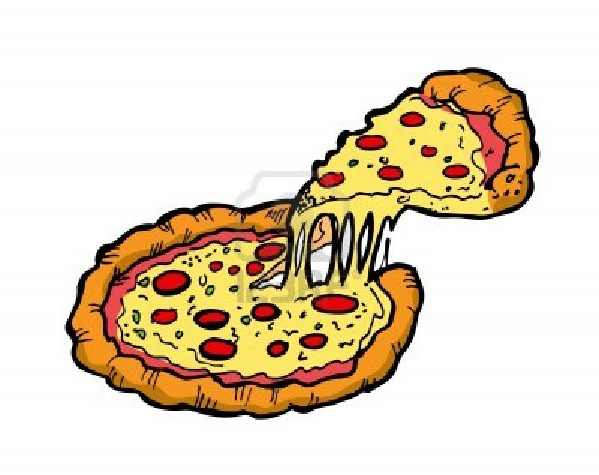 Clipart Pizza | Clipart Panda - Free Clipart Images