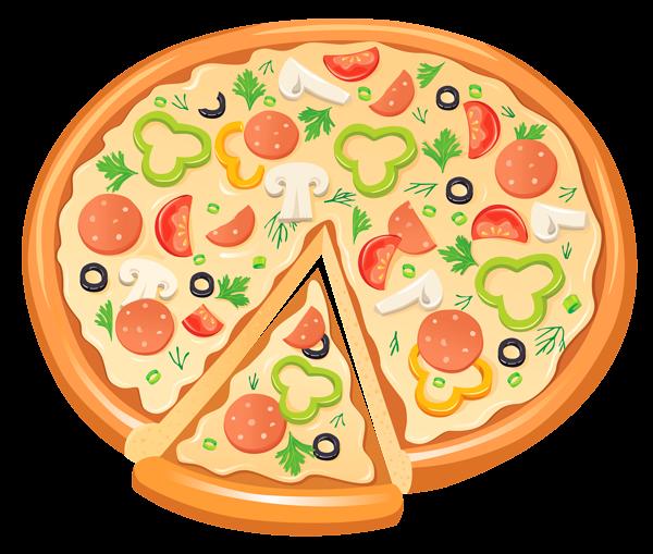 Clipart pizza free clipart .-Clipart pizza free clipart .-10
