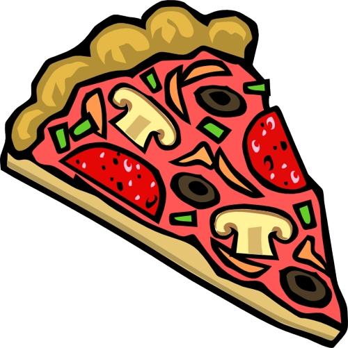 clipart pizza - Pizza Clipart