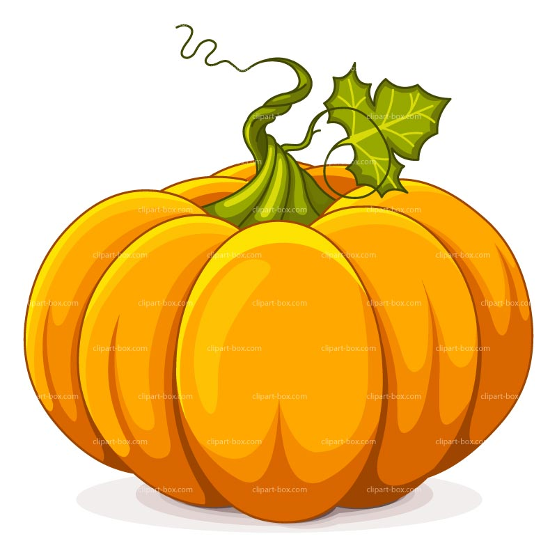 Clipart Pumpkin Royalty Free Vector Design