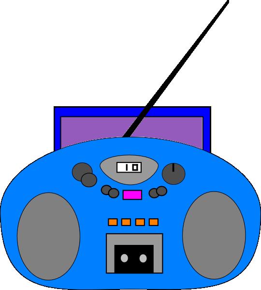 Clipart Radio-Clipart Radio-4