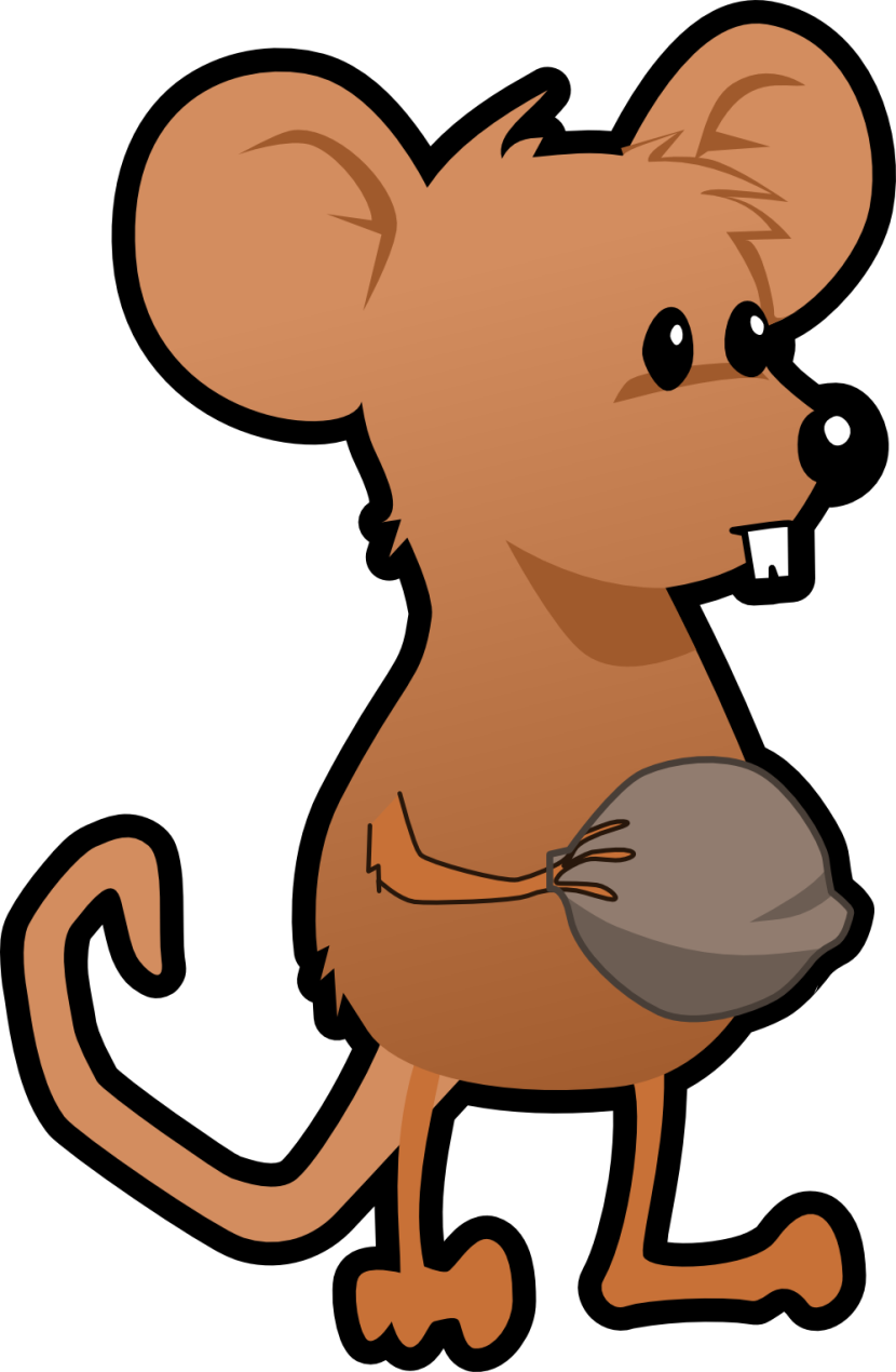 Clipart Rat u0026middot; « - Clipart Rat