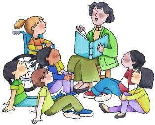 Clipart Reading Circle-Clipart Reading Circle-2