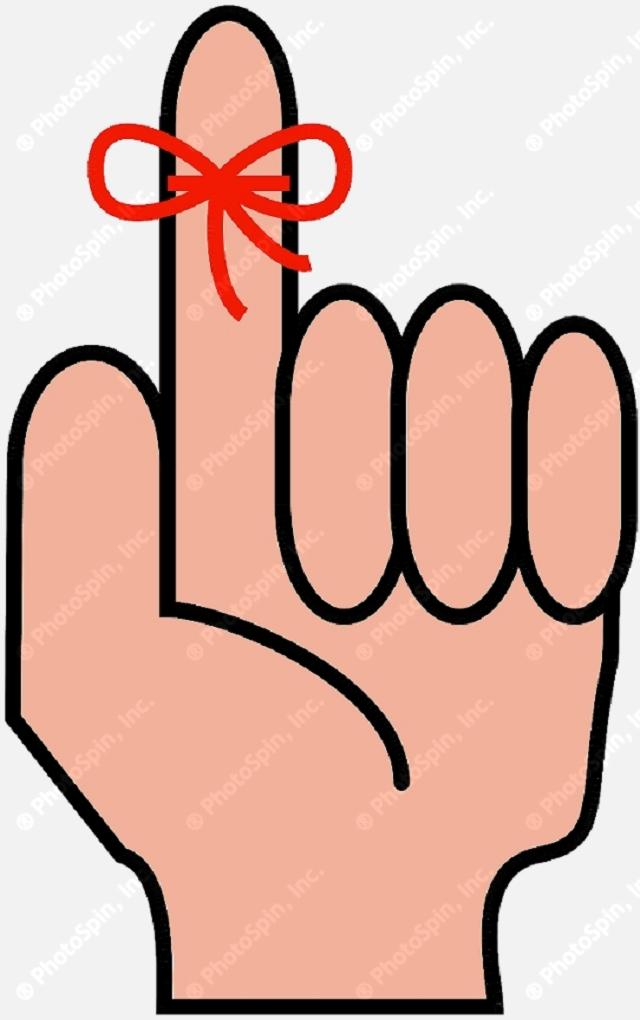 Clipart Reminder Finger - ClipartFest-Clipart reminder finger - ClipartFest-0