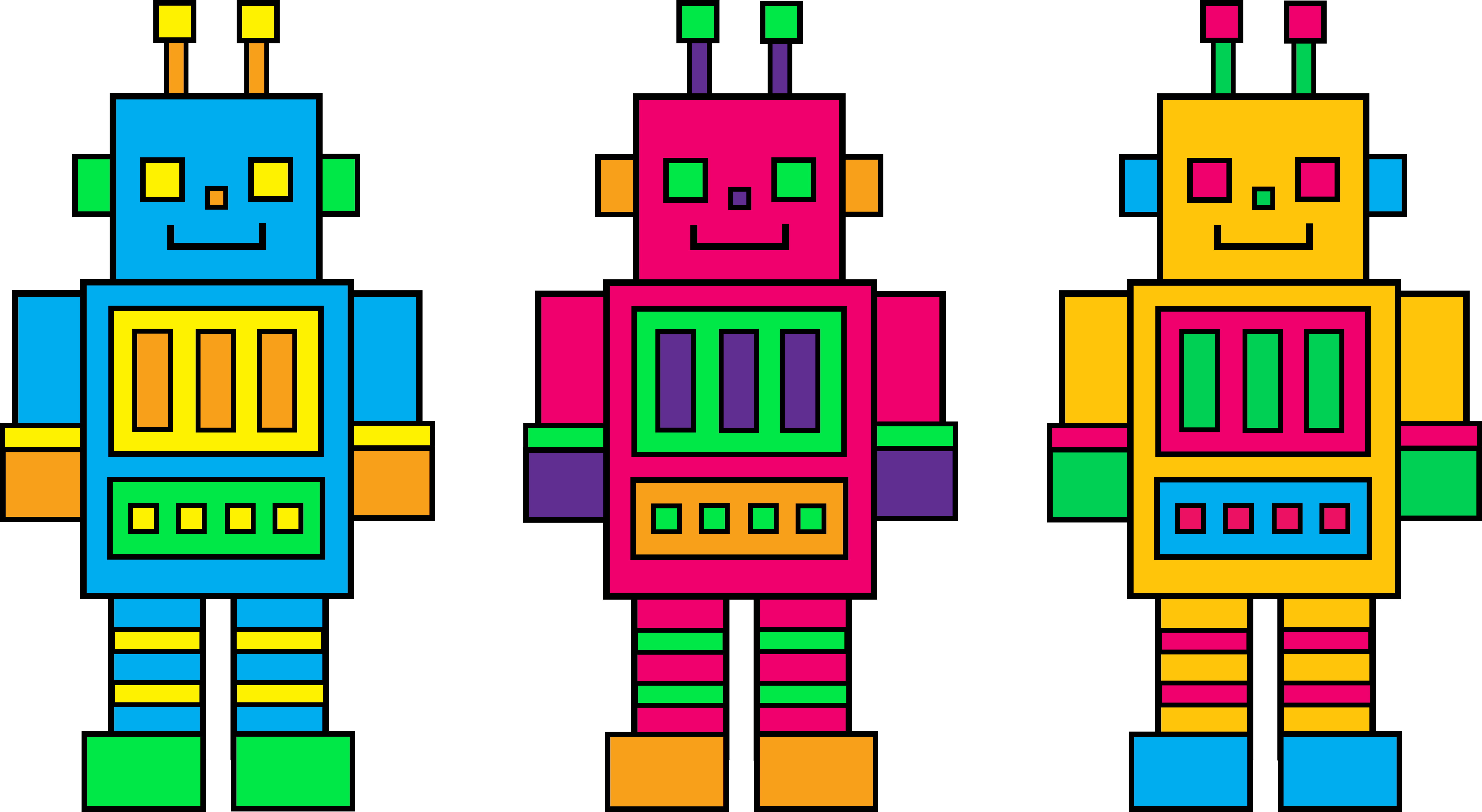 Clipart Robot Clipart