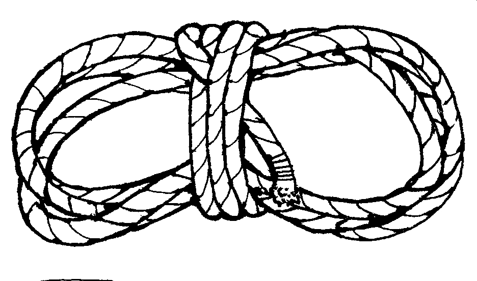 Clipart Rope