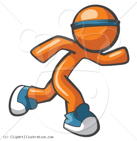 Clipart Running Shoes Running Clip Art