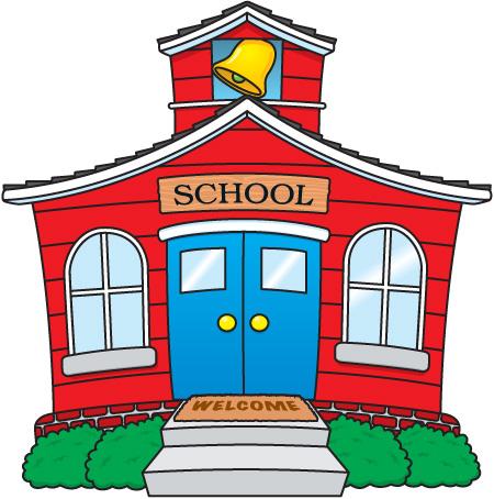 Clipart School. schoolhouse clipart
