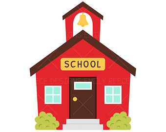 Clipart Schoolhouse-Clipart Schoolhouse-3
