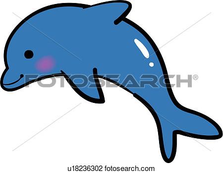 Clipart - sea animals, animal, .