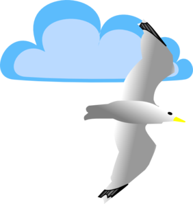 Clipart Seagulls Flying Clipart Best-Clipart Seagulls Flying Clipart Best-6