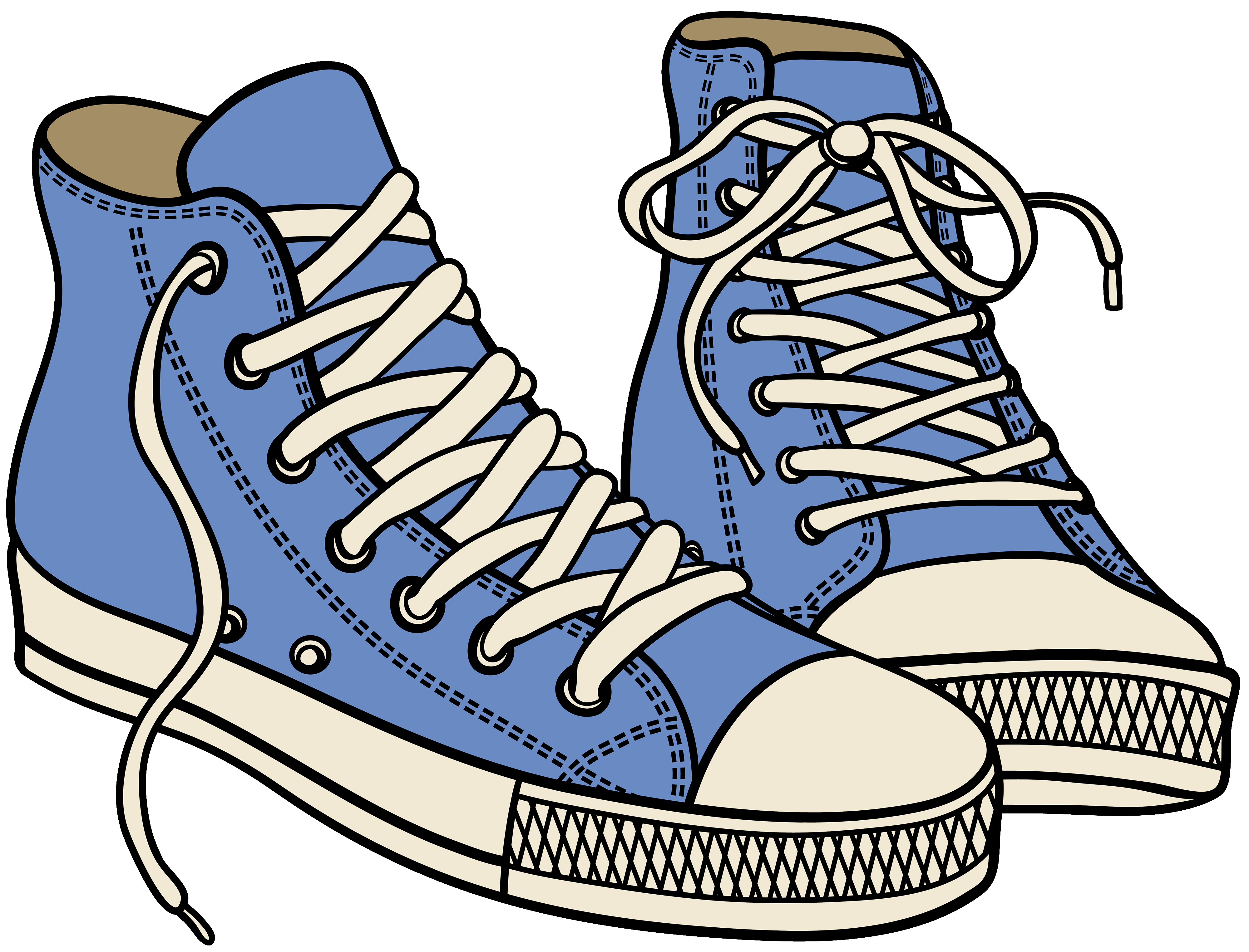 Red Shoes Clipart