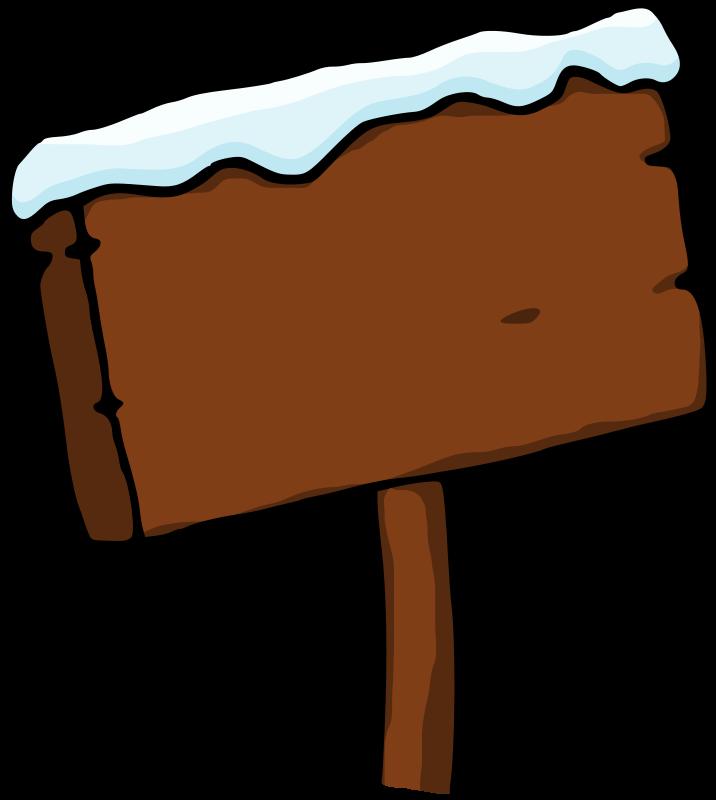 Clipart Signpost - Sign Clip Art