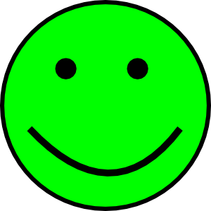 clipart smiley face