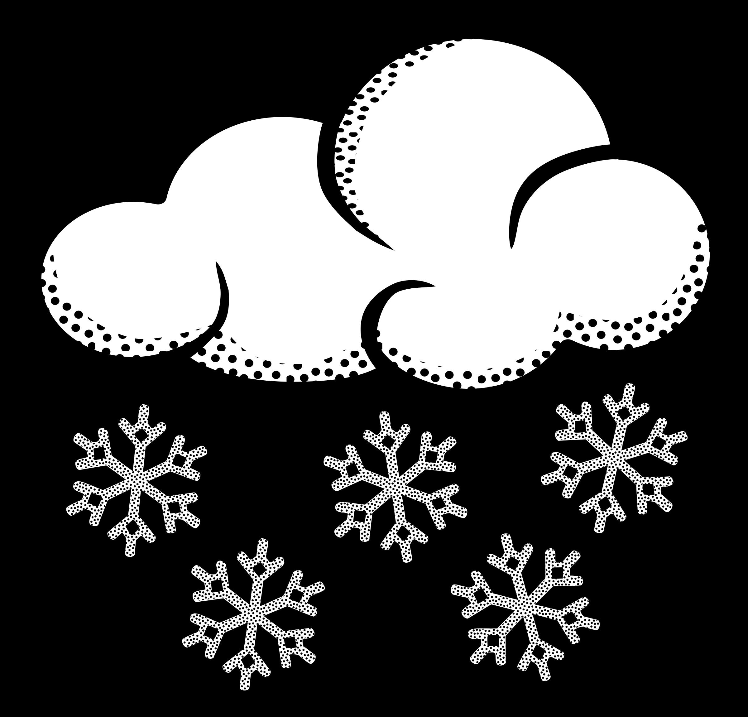 Clipart - Snow Clip Art