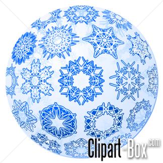 CLIPART SNOWBALL
