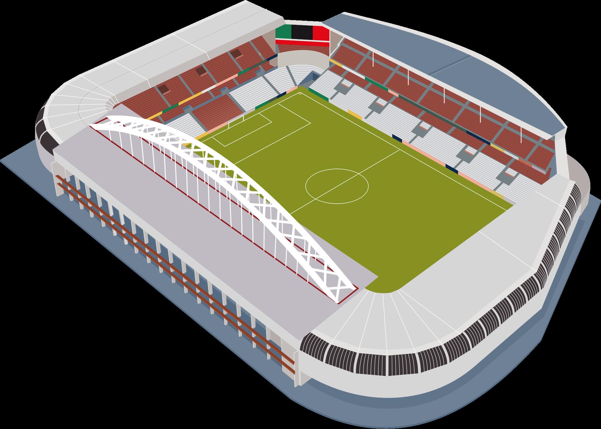 Clipart Soccer Football Stadium-Clipart Soccer Football Stadium-5