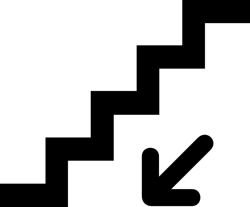Clipart stairs tumundografico 2