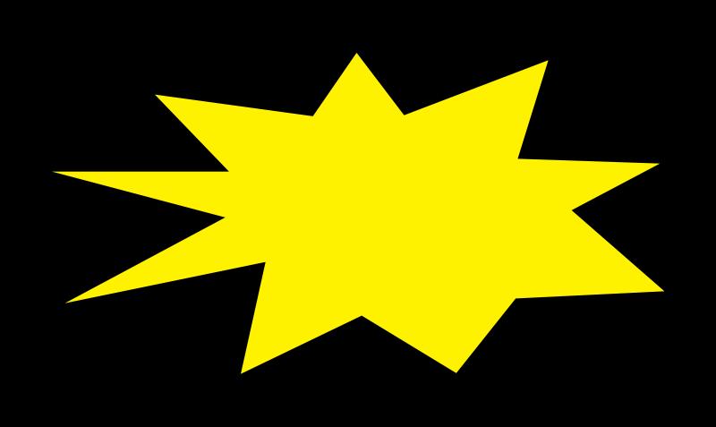 Clipart Starburst-Clipart Starburst-4