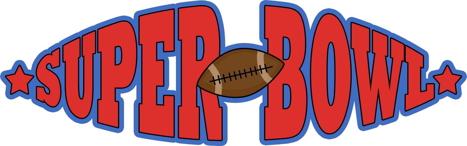 ... Clipart Super Bowl Footba - Super Bowl Clip Art Free