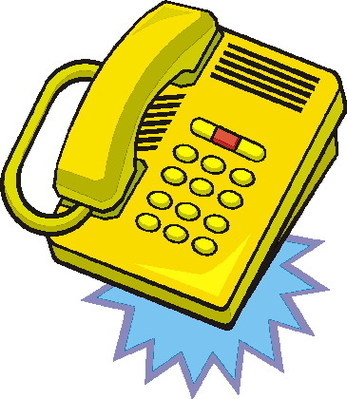 Clipart telephone free to use .-Clipart telephone free to use .-6