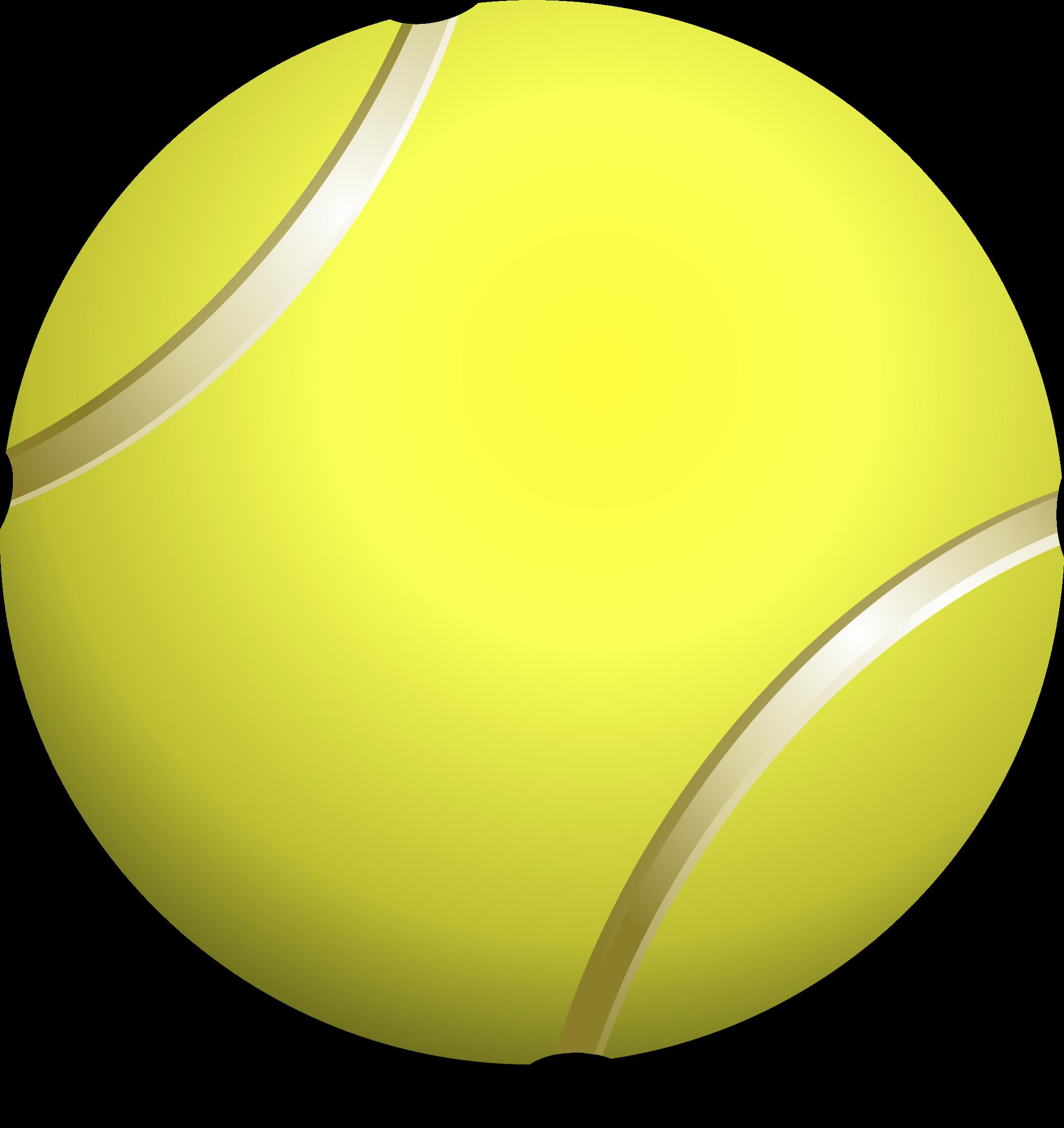 Clipart tennis ball teniso kamuoliukas